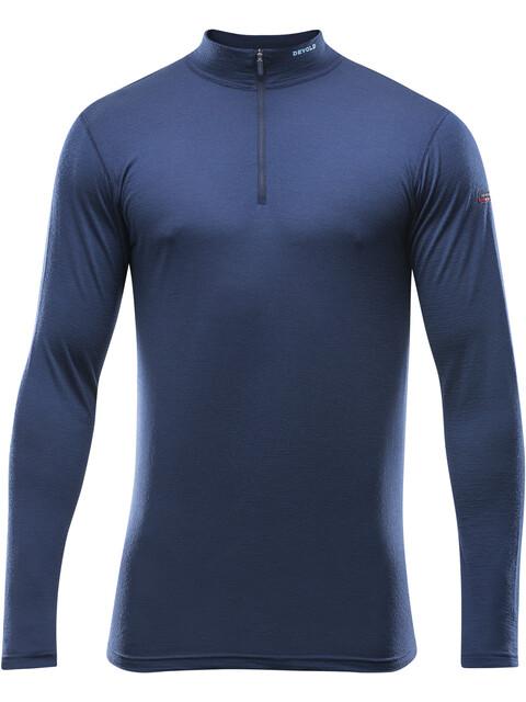 Devold M's Breeze Half Zip Neck Shirt Mistral